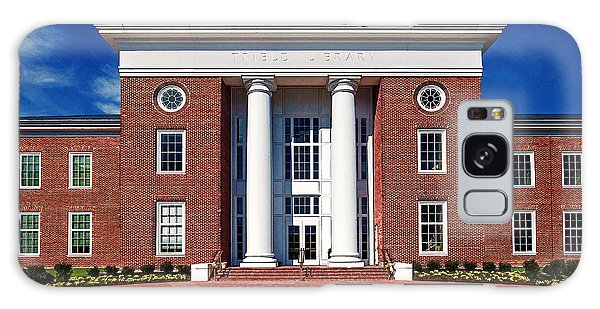 Trible Library Christopher Newport University Galaxy Case