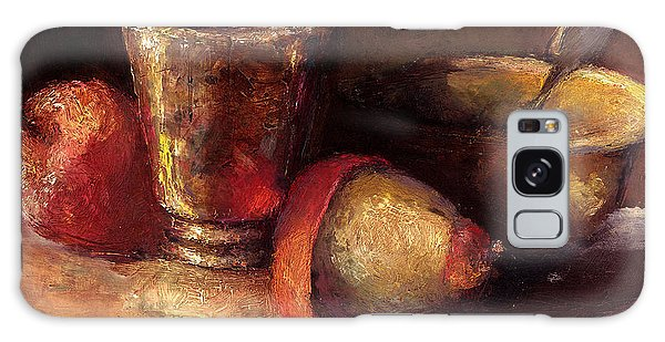 Tribute To Chardin Still Life Galaxy Case