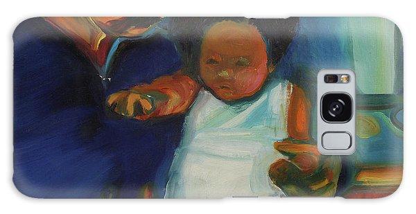 Trina Baby Galaxy Case by Daun Soden-Greene
