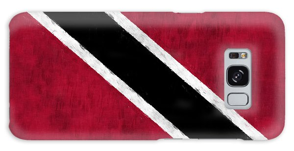 Bahamas Galaxy Case - Trinidad And Tobago Flag by World Art Prints And Designs