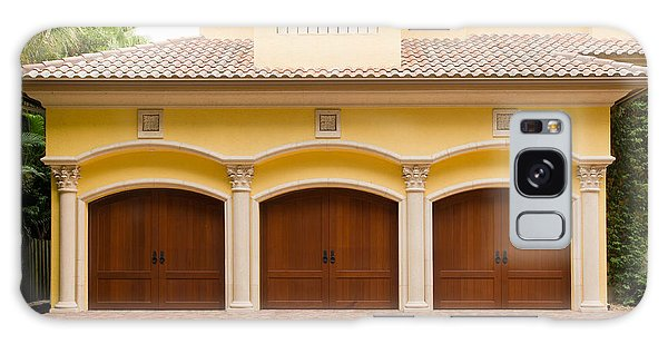 Triple Garage Doors Galaxy Case
