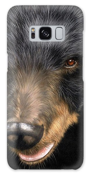 Trixie Moon Bear - In Support Of Animals Asia Galaxy Case