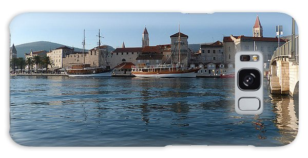 Trogir Old Town - Croatia Galaxy Case