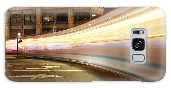 Trolley Madness Galaxy Case