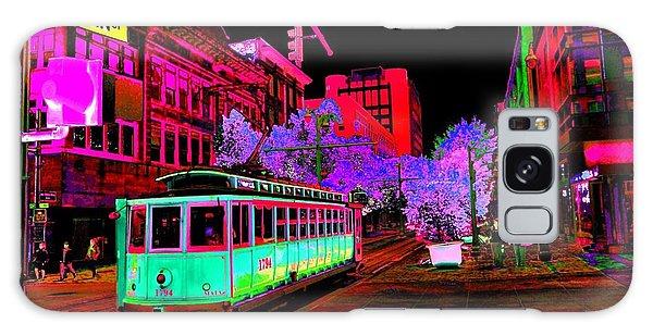 Trolley Night Galaxy Case