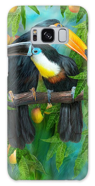 Tropic Spirits - Toucans Galaxy S8 Case