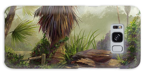 Tropical Blend Galaxy Case by Michael Humphries