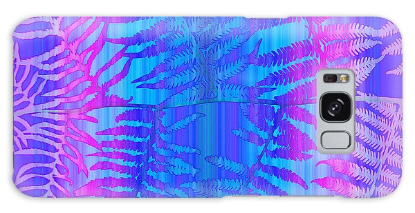 Tropical Delight Galaxy Case by Holly Kempe