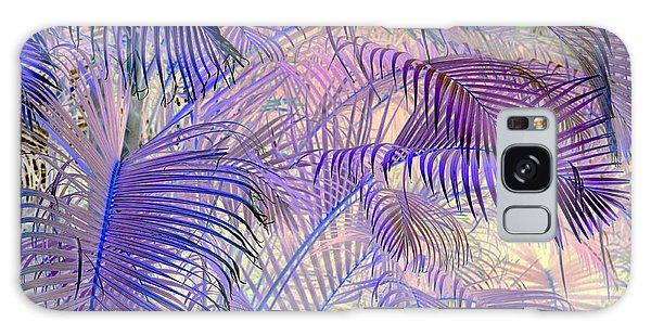 Tropical Embrace Galaxy Case