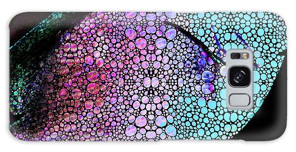 Bradenton Galaxy Case - Tropical Fish 4 -  Stone Rock'd Art By Sharon Cummings by Sharon Cummings