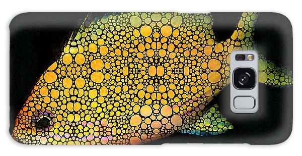 Bradenton Galaxy Case - Tropical Fish Art 14 By Sharon Cummings by Sharon Cummings
