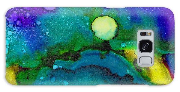 Tropical Moon Galaxy Case