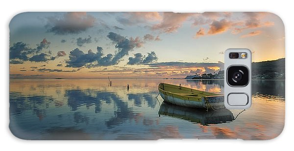 Tropical Reflections II Galaxy Case by Hawaii  Fine Art Photography