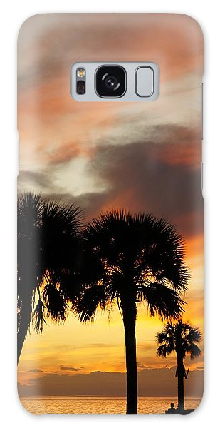 Tropical Vacation Galaxy Case