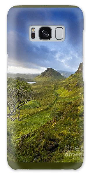 Trotternish Ridge Galaxy Case