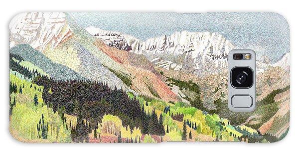 Trout Lake Colorado Galaxy Case