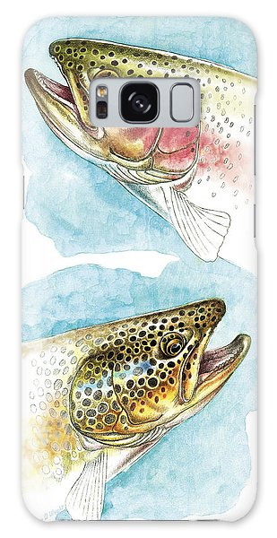 Trout Study Galaxy Case by JQ Licensing