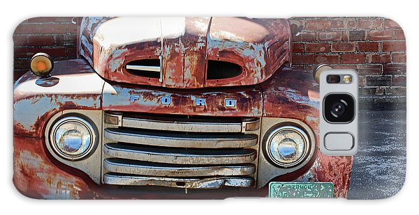 Ford In Goodland Galaxy Case by Lynn Sprowl