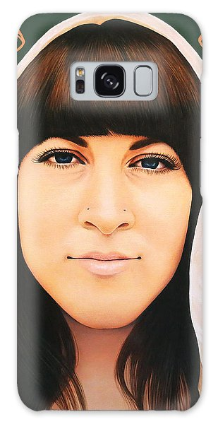True Beauty - Alisha Gauvreau Galaxy Case