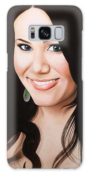 True Beauty - Vivian Bro Galaxy Case