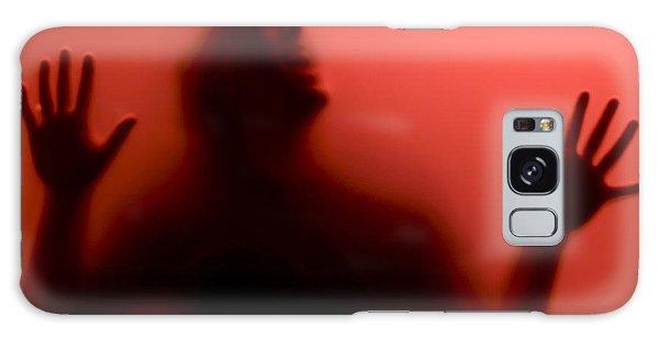Anguish Galaxy Case - True Blood by Diane Diederich