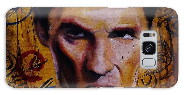 True Detective Matthew Mcconaughey Galaxy Case by Matt Burke