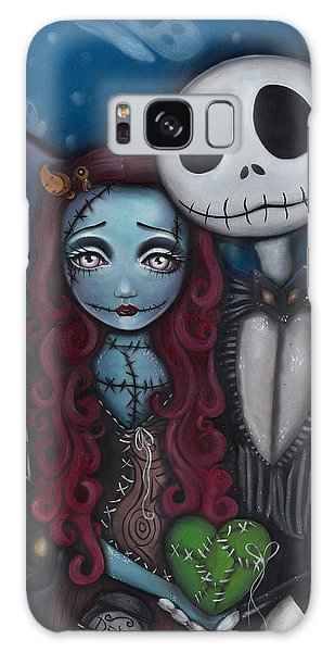 True Love  Galaxy Case by Abril Andrade Griffith