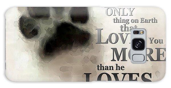 True Love - By Sharon Cummings Words By Billings Galaxy Case