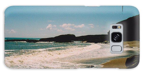 Truman Beach Galaxy Case by Jon Emery