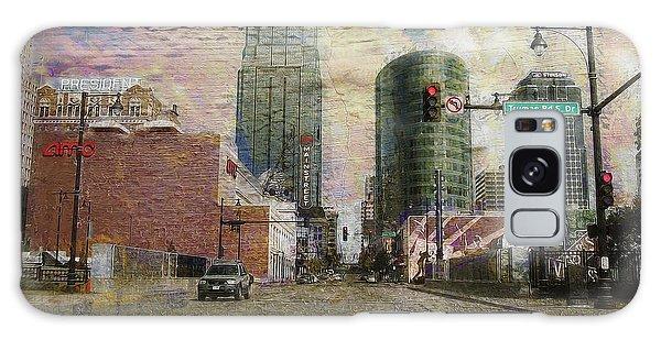 Truman Road Kansas City Missouri Galaxy Case by Liane Wright