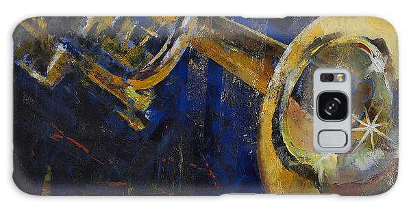 Trumpet Galaxy S8 Case - Trumpet by Michael Creese