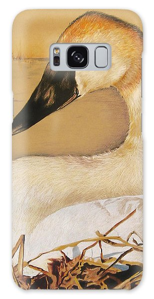 Sold Trumpeter Swan Galaxy Case