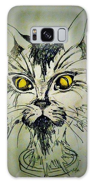 Tsimos Cat Galaxy Case