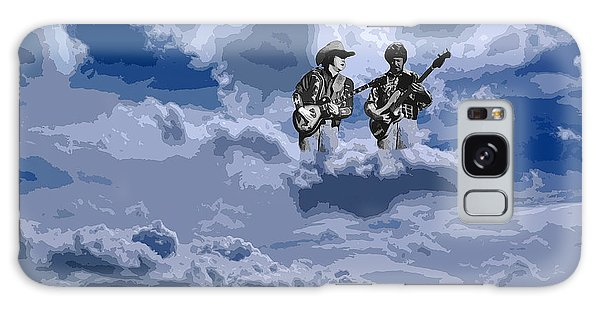 Tucker Boys In The Clouds 2 Galaxy Case