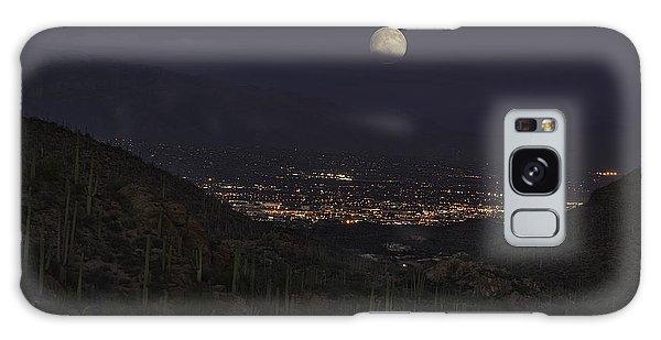 Tucson At Dusk Galaxy Case