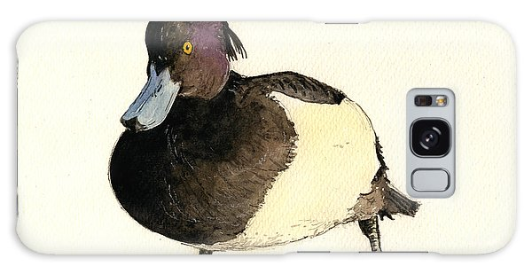 Bird Galaxy Case - Tufted Duck by Juan  Bosco