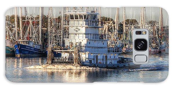 Tug Boat Apollo Port Arthur Texas Galaxy Case