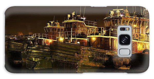 Tugboats 1st Night Dec 2013 Galaxy Case