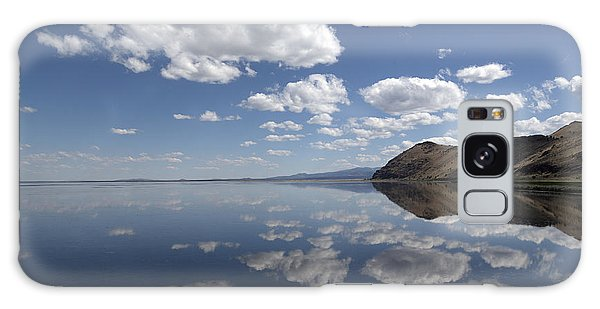 Tule Lake In Northern California Galaxy Case by Carol M Highsmith