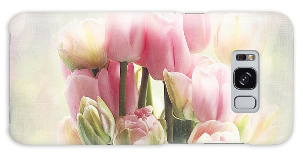 Tulip Bouquet Galaxy Case
