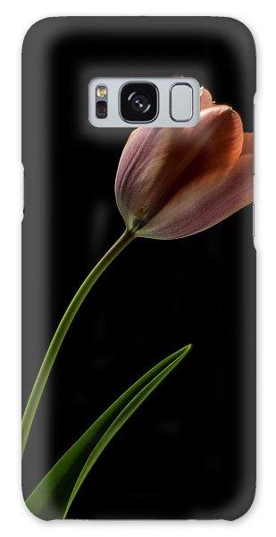 Tulip In Quiet Light Galaxy Case