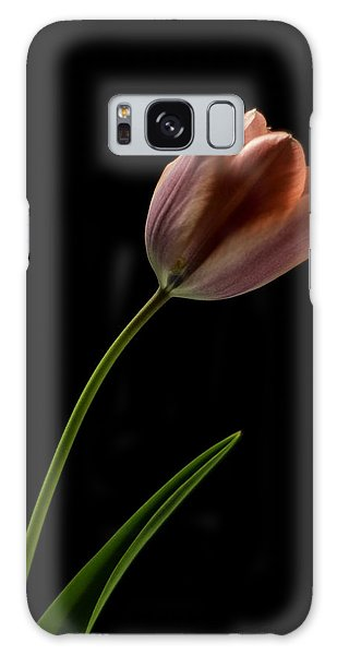 Tulip In Quiet Light Galaxy Case