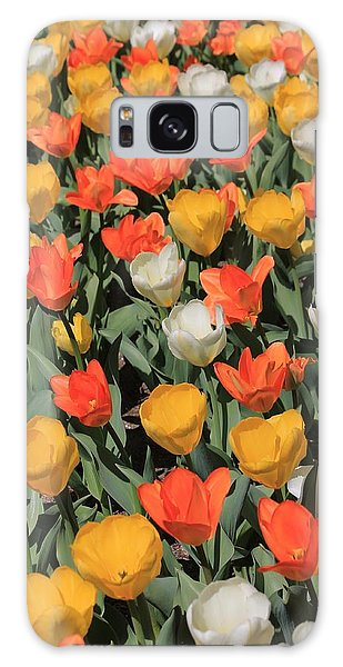 Tulip Stretch Galaxy Case
