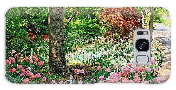 Tulip Trail Galaxy Case