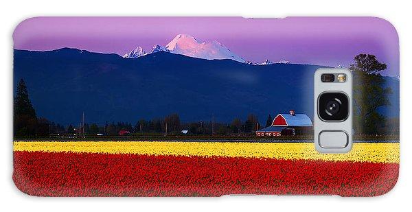 Tulip Twilight Galaxy Case