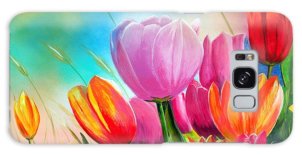 Tulipa Festivity Galaxy Case