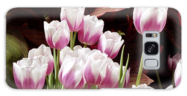 Tulips 2 Galaxy Case