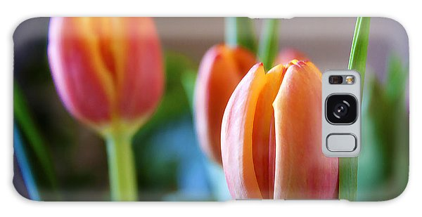 Tulips Artistry Galaxy Case