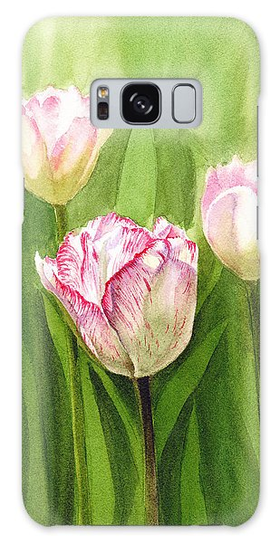 Tulips In The Fog Galaxy Case