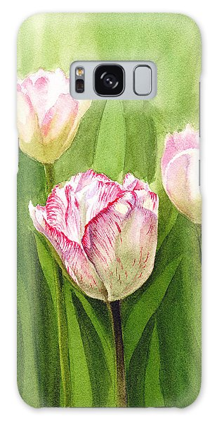 Tulips In The Fog Galaxy Case